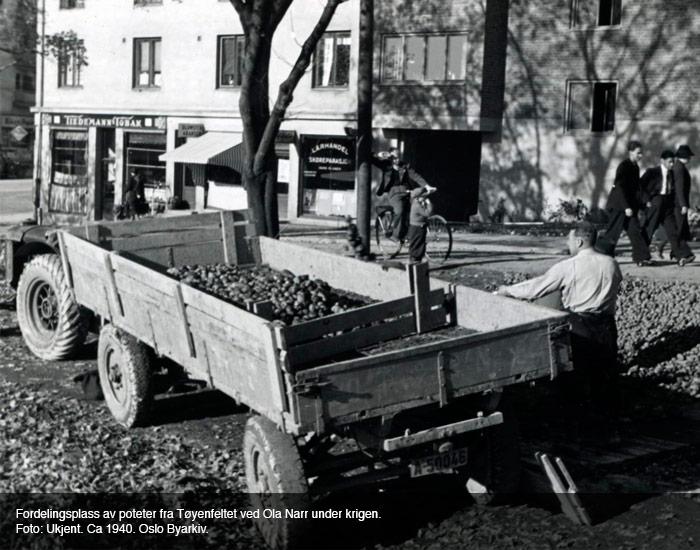 Gartnere Oslo 1940