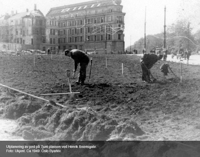 Gartnere Oslo 1949