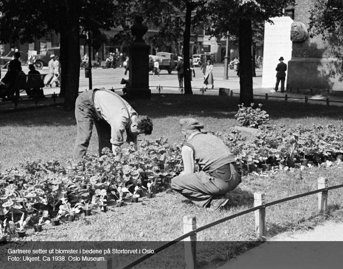 Park gartnere